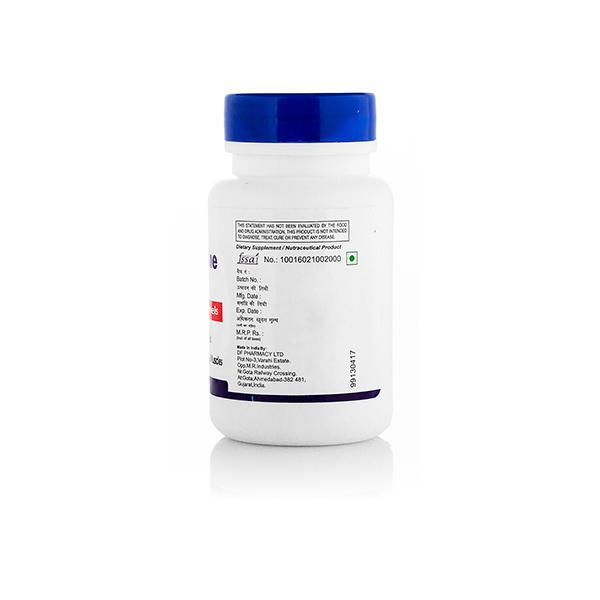 HealthVit L-Isoleucine 500 mg Capsule 60's