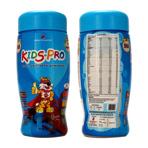 Kids Pro Powder - Chocolate 500 gm