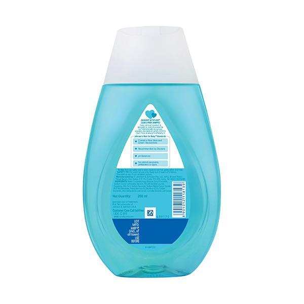 Johnson's Active Kids Soft & Smooth Shampoo 200 ml