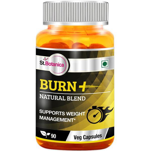 St.Botanica Burn+Weight Management Veg Capsules 90's