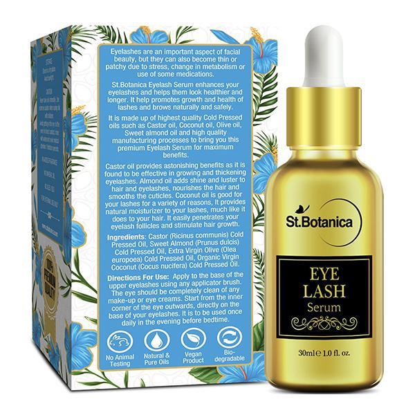 St.Botanica Eye Lash Serum 30 ml