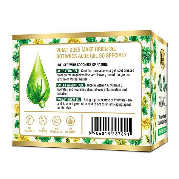 Oriental Botanics Aloe Vera Skin Gel 100 gm