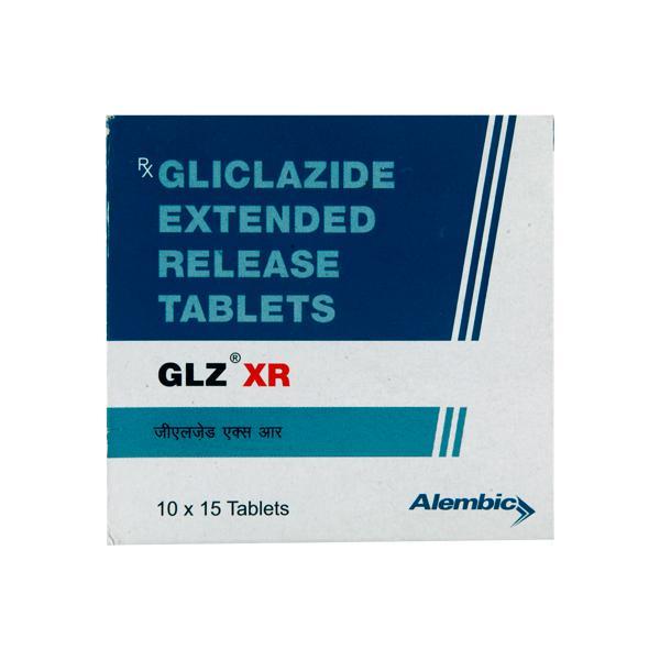 GLZ XR 60mg Tablet 15'S