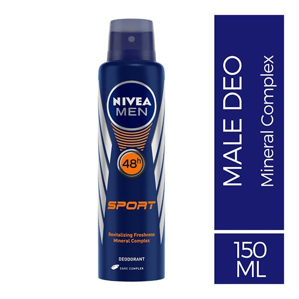 NIVEA MEN SPORT DEODORANT 150ML