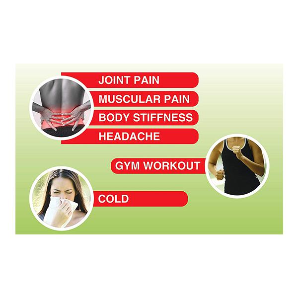 GreenKure Pain Relief Ayurvedic Oil 50 ml