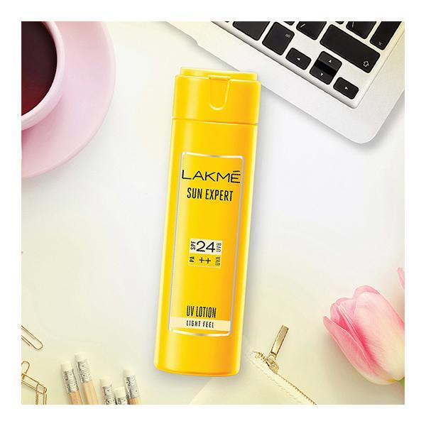 Lakme Sun Expert SPF 24 PA ++ UV Lotion 60 ml
