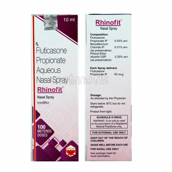 Rhinofit 0.05% Nasal Spray 10ml