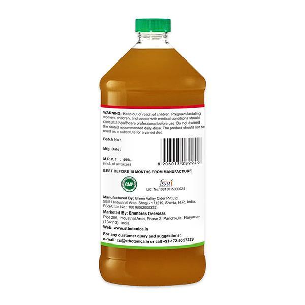 St.Botanica Apple Cider Vinegar 500 ml