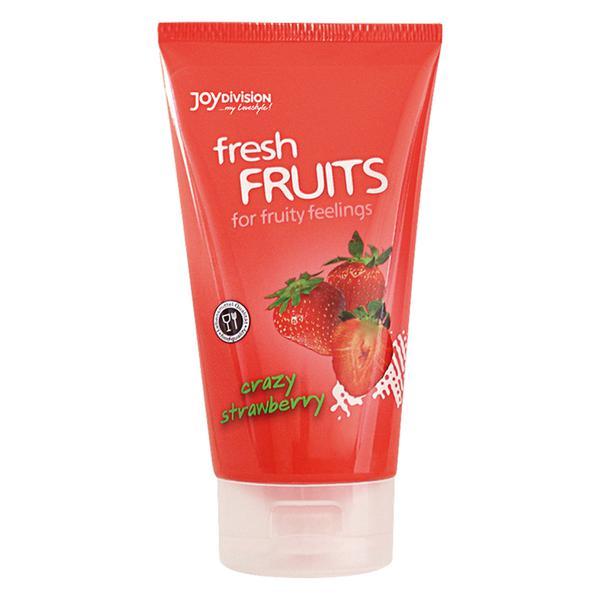 Joydivision FreshFruits Crazy Strawberry Sexual Lubricant 150 ml