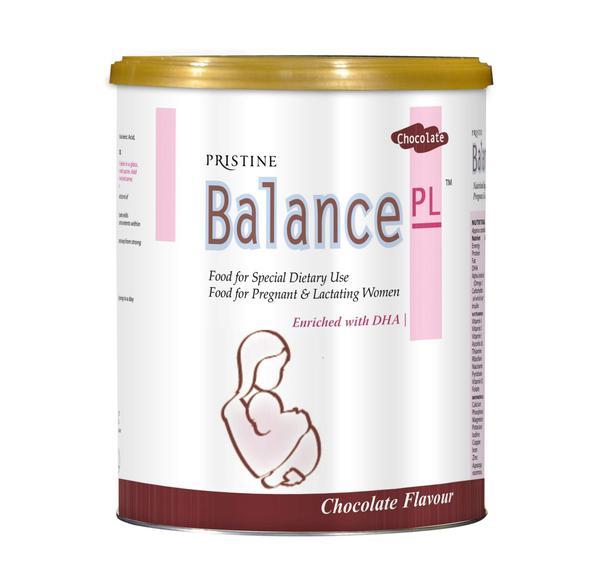 Pristine Balance PL Nutrition Powder - Chocolate Flavour 200 gm (Tin)
