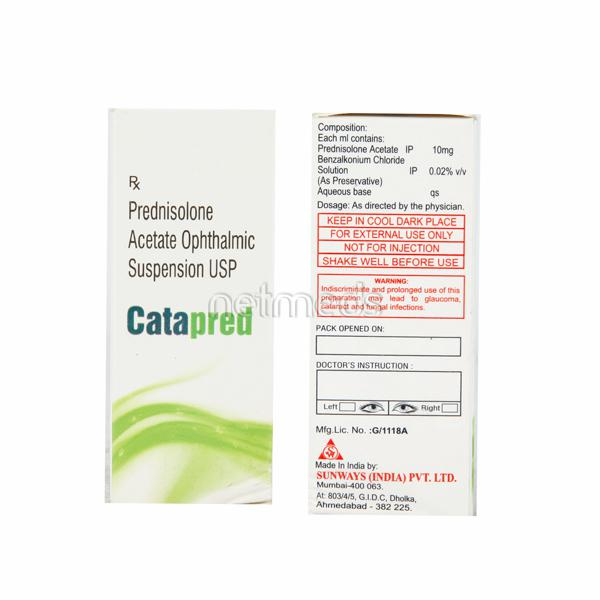 Catapred 10mg Eye Drops 10ml