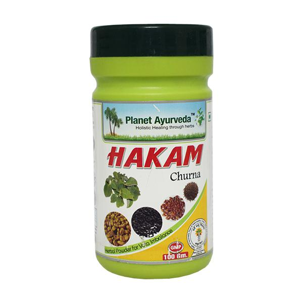 Planet Ayurveda Hakam Churna 100 gm