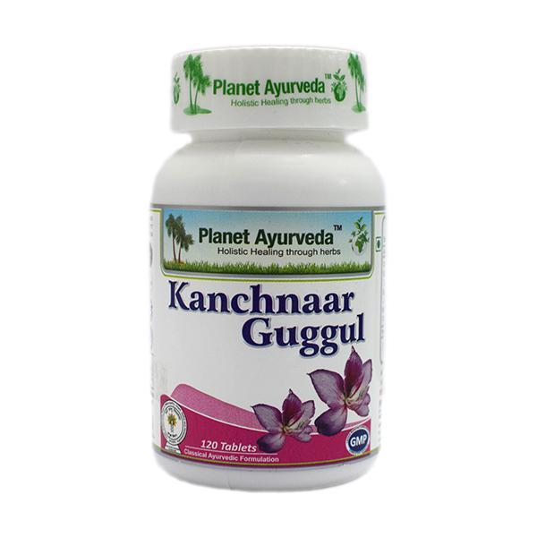Planet Ayurveda Kanchnaar Guggul Tablet 120's