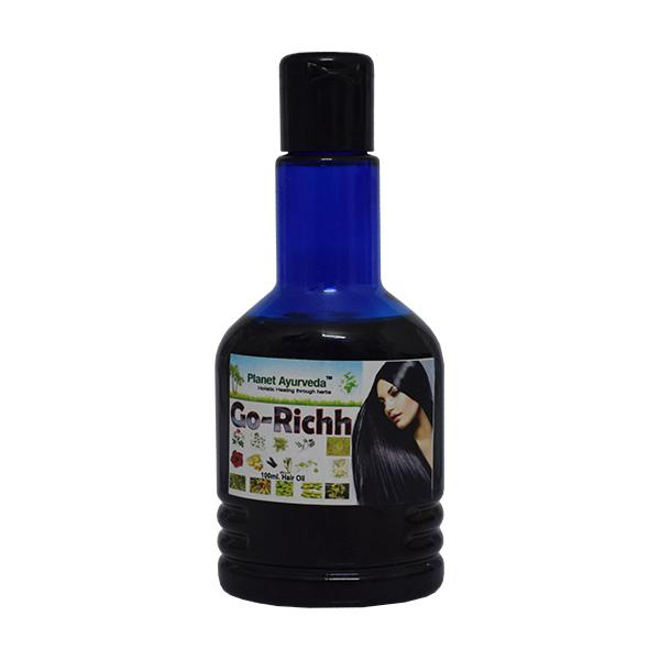 Planet Ayurveda Go-Richh Hair Oil 100 ml