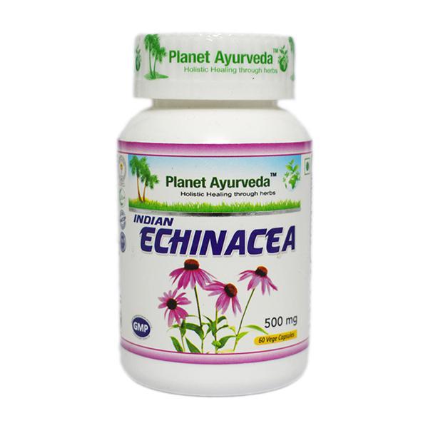 Planet Ayurveda Echinacea Capsules 60's