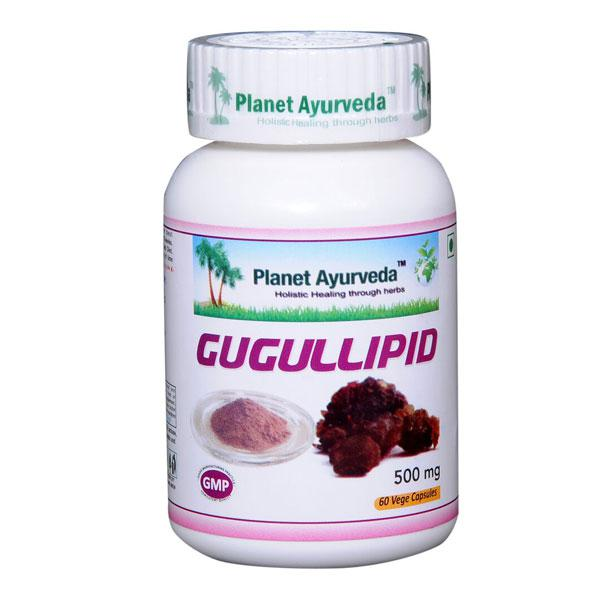 Planet Ayurveda Gugulipid Capsules 60's