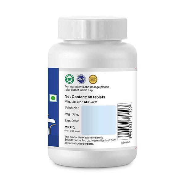 Sri Sri Tattva Sandhimitra Vati 500 mg Tablet 60's
