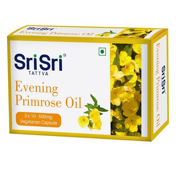 Sri Sri Tattva Evening Primrose Oil Capsule 30's