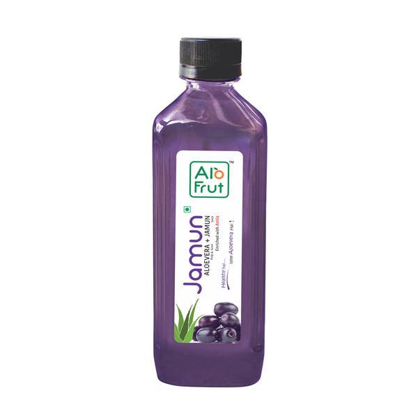 Axiom Alofrut Jamun Aloevera Juice 500 ml