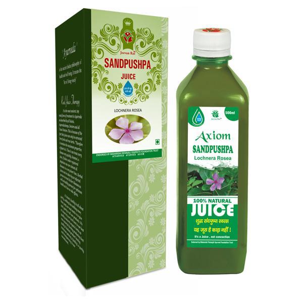 Axiom Jeevan Ras Sandpushpa Juice 500 ml