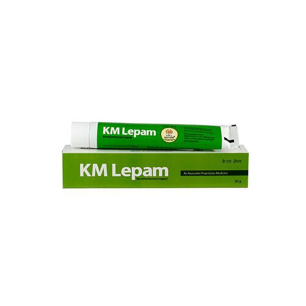 Kerala Ayurveda Km Lepam Cream 20 gm