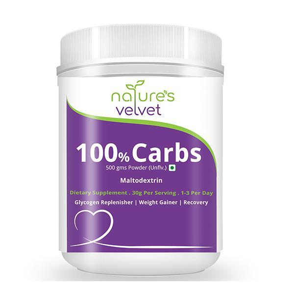 Natures Velvet 100% Casein Protein Powder 300 gm