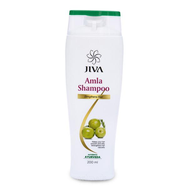 Jiva Ayurveda Hair Shampoo - Amla 200 ml