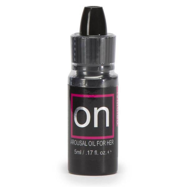 Sensuva On for Her Natural Arousal Oil 5 ml