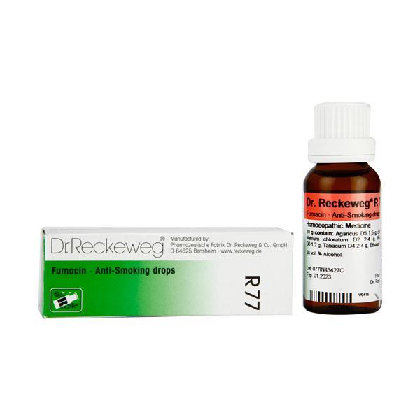 Dr. Reckeweg R77 Fumacin Drops 22 ml