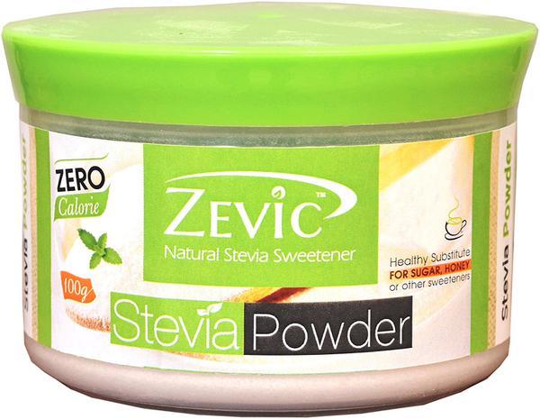 Zevic Stevia Zero Calorie Powder 100 gm