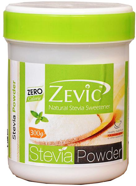 Zevic Stevia Zero Calorie Powder 300 gm
