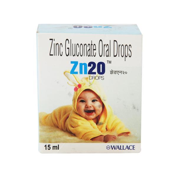 ZN 20 Oral Drops 15 ml