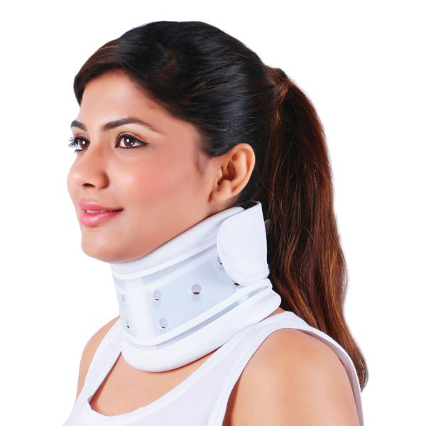 Wellon Cervical Collar Hard Adjustable (L)