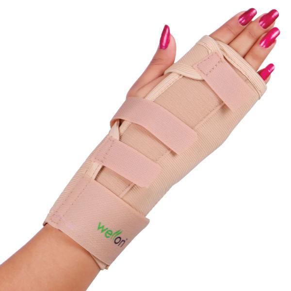 Wellon Elastic Wrist Splint (Left Hand) (XL)