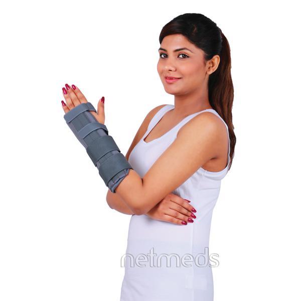 Wellon Elastic Forearm Splint (Left Hand) (S)