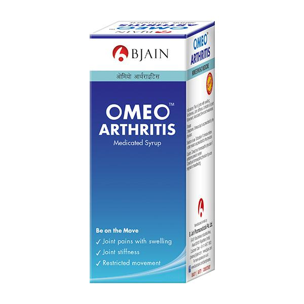 Bjain Omeo Arthritis Syrup 200 ml