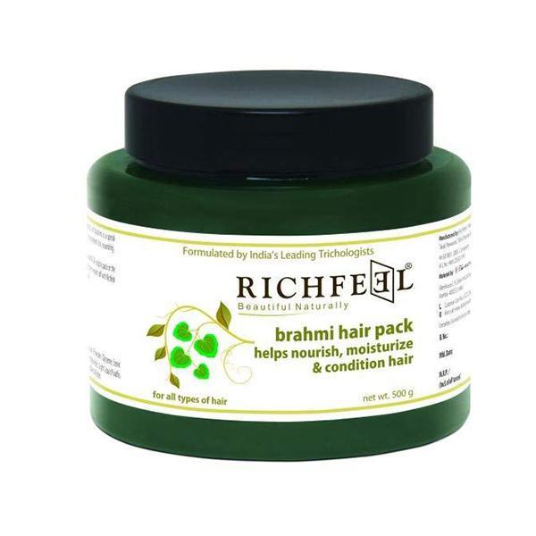 Richfeel Brahmi Hair Pack 500 gm