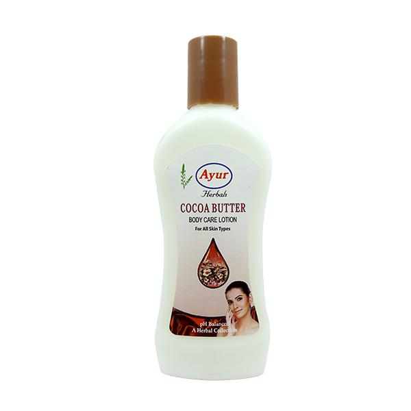Ayur Herbal Body Care Lotion - Cocoa Butter 500 ml