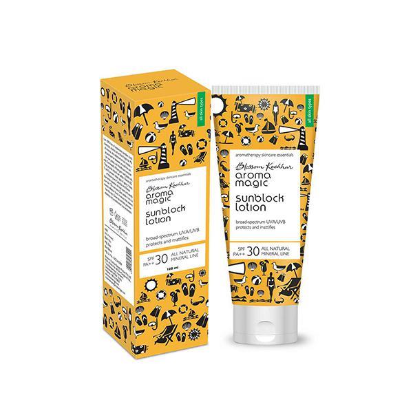 Aroma Magic Sunblock Lotion 100 ml