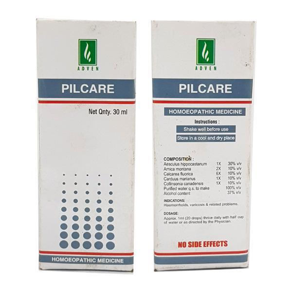 Adven Pilcare Drops 30 ml