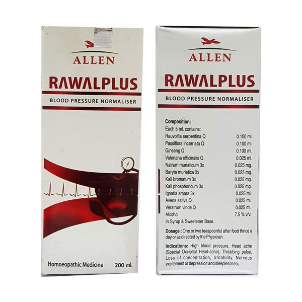 Allen Rawalplus Tonic 200 ml