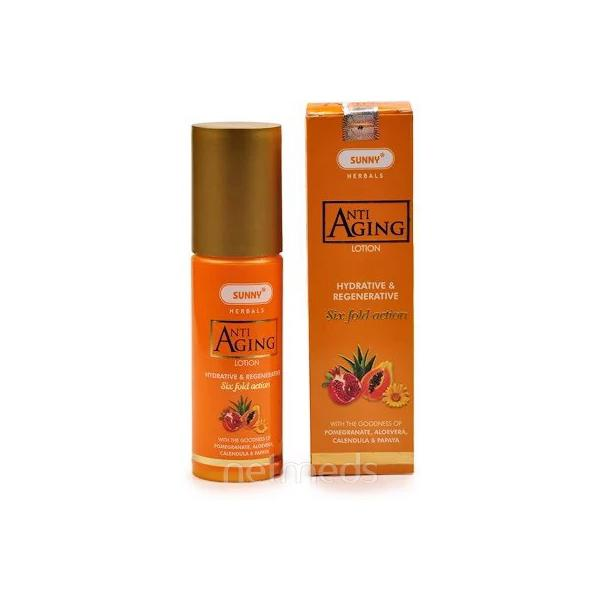 Bakson's Anti Aging Lotion 80 ml