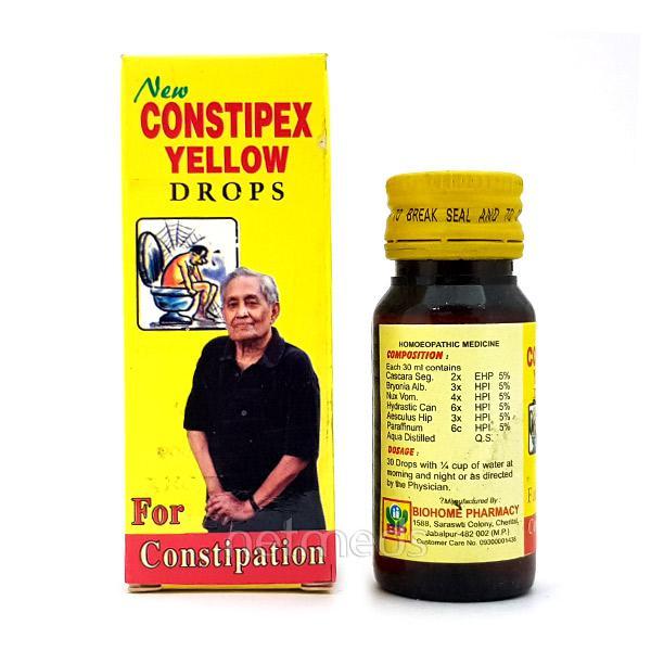 Biohome Constipex Yellow Drops 30 ml