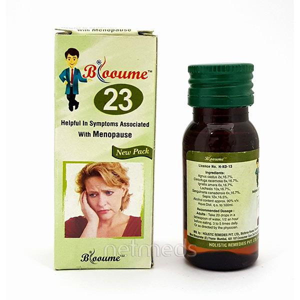 Bioforce Blooume 23 Menosan Drops 30 ml