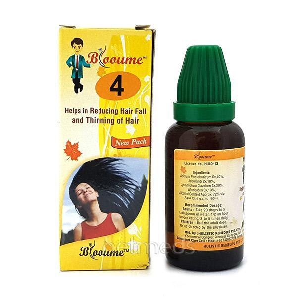 Bioforce Blooume 4 Biohair Drops 30 ml