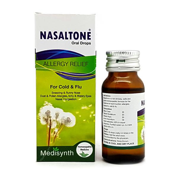 Medisynth Nasaltone Oral Drops 30 ml