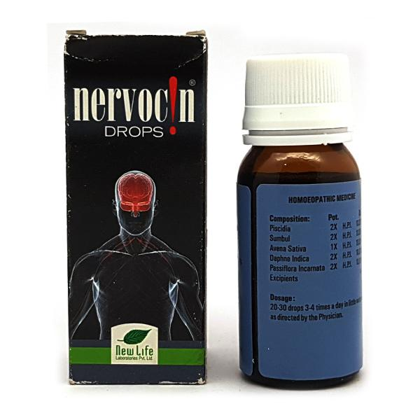 New Life Nervocin Drops 30 ml