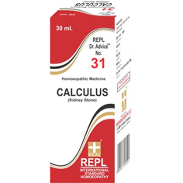 Repl Dr. Advice No.31 Calculus Drops 30 ml