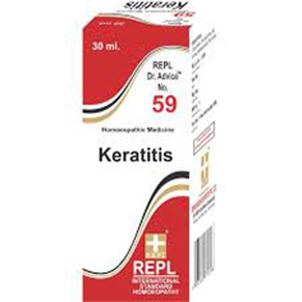 Repl Dr. Advice No.59 Keratitis Drops 30 ml