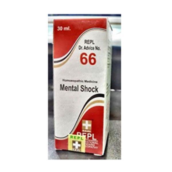 Repl Dr. Advice No.66 Mental Shock Drops 30 ml